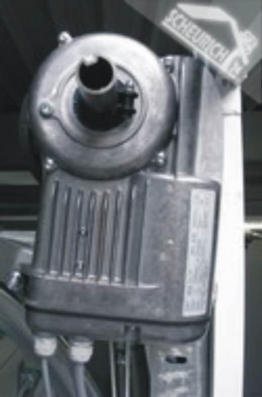 Normstahl Industrietorantrieb cdm 9