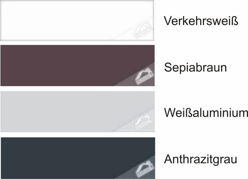 Normstahl Standardfarben