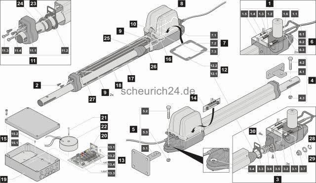 sommer twist 200 twist 200 e und twist 200 el. Black Bedroom Furniture Sets. Home Design Ideas