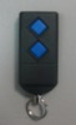 Normstahl Handsender 433 MHz Rolling Code, 2-Befehl