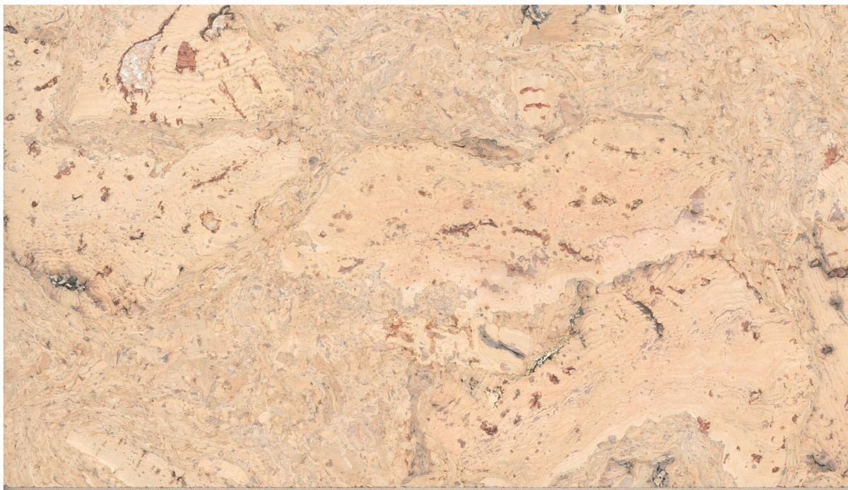 KWG Kork-Wandbelag 6263 creme edelfurniert 300x600x3 mm 0,90 m²