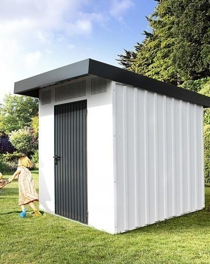 gartenhaus pultdach preisvergleiche erfahrungsberichte und kauf bei nextag. Black Bedroom Furniture Sets. Home Design Ideas