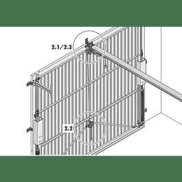 Hörmann Notentriegelung net 1-437205