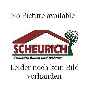 Hörmann Holz- Sektionaltor LTH40 Garagentor, Motiv 404, Hemlock imprägniert, Bild zeigt Tor mit Natursteinfüllung