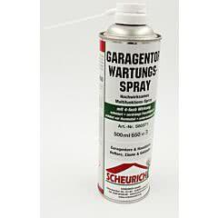 Scheurich Garagentor-Wartungsspray 0,4 Liter, für alle beweglichen Teile