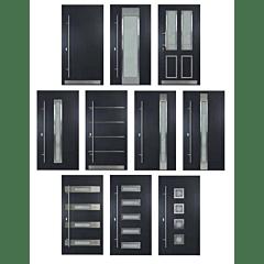 TorOne HTS Stahl-Aluminium Haustür - Wählen Sie Ihr Tür Motiv