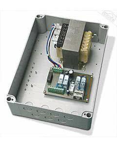 Came Netzteil zur Spannungsversorgung von zwei Bodenverriegelungsschlössern VRS15 bzw. einem VRS45 - mit einstellbarer Haltezeit