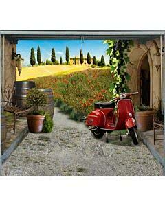 Garagentorplane Bella Italia