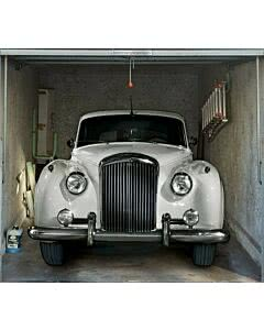 Garagentorplane Bentley ´50