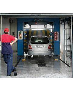 Garagentorplane Car Wash