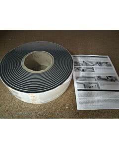 Hörmann vorkomprimiertes Dichtungsband Breite=56 mm für die Fugenbreite von 6-15 mm