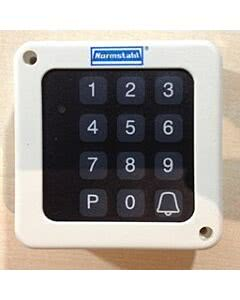 Funkcodetaster 3 Befehl 40MHz/FM, mit Folientastatur