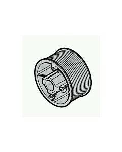 Seiltrommel Beschlag N, Ausführung links