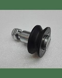 10 - Laufrolle Nr.9 für Normstahl Schwingtor SWT über 3000 mm Breite, ohne Deckenlaufschienen ab Baujahr 1973