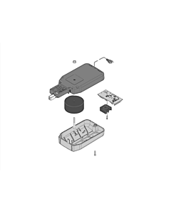 3 - Aperto Deckensteuerung 100VA