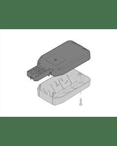 4 - Aperto Gehäuse Ober und Unterteil