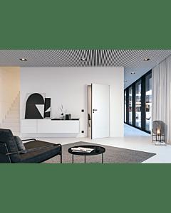 Scheurich Black & White Edition Holzinnentüren -Aktion- inkl Zarge und Edelstahldrücker