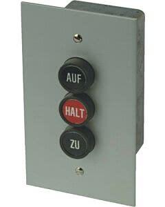 BelFox AUF-HALT-ZU-Taster, für Einbau