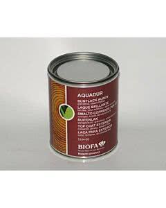Biofa LANDHAUSFARBE AQUA Buntlack - seidenglänzend, lösemittelfrei Außen 2,5 Liter