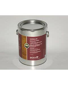 Biofa VERNILUX Buntlack - seidenglänzend, lösemittelhaltig Innen 2,5 Liter