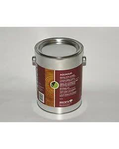 Biofa LANDHAUSFARBE AQUA Decklack - weiß seidenglänzend, lösemittelfrei Außen 2,5 Liter