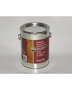 Biofa VERNILUX Decklack - weiß seidenmatt, lösemittelhaltig Innen 2,5 Liter