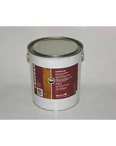 Biofa VERNILUX Decklack - weiß seidenmatt, lösemittelhaltig Innen 5 Liter