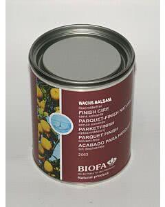 Biofa Wachs-Balsam (Holz-Finish), lösemittelfrei 0,75 Liter
