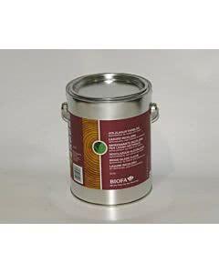 Biofa Holzlasur - farblos lösemittelfrei Innen 2,5 Liter