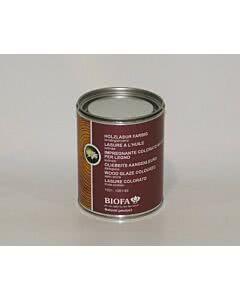 Biofa Holzlasur - farbig lösemittelhaltig Innen und Außen 0,75 Liter
