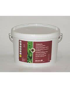 Biofa Primasol Wandfarbe, lösemittelfrei - weiß 4 Liter