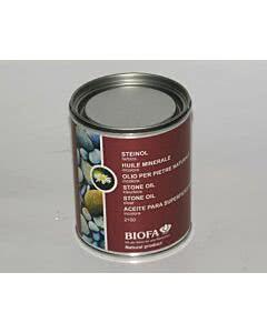 Biofa Steinöl farblos 0,75 Liter
