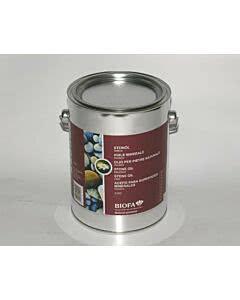 Biofa Steinöl farblos 2,5 Liter