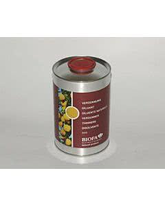 Biofa Verdünnung für ölhaltige Produkte 1 Liter