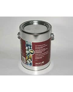 Biofa Wetterschutzöl - Außen 2,5 Liter