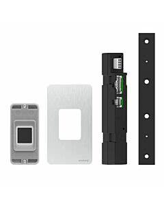 ekey dLine Set für Alu-/Metall-/Kunststofftüren