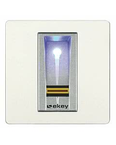 ekey Fingerscanner Unterputz home FS UP E