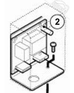 2 - Funkempfänger-Steckkarte