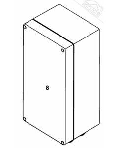 8 - Steuerung Control x.51 für Normstahl Elegance 2500 Drehtorantrieb