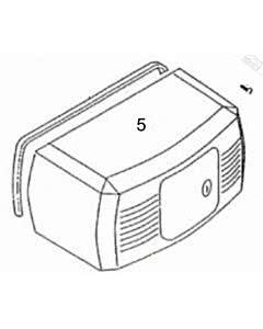 5 - Kunststoffgehäuse Befestigungsmaterial