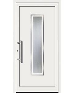 Feba Kunststoff Haustüre KU 333 RAL 9016 weiß