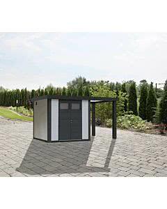 Wolff Finnhaus Eleganto 2724 mit Seitendach 170