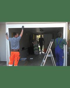 Scheurich Aluminium Renovierungsrahmen Set