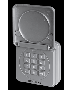 Hörmann Funk-Codetaster 868 MHz BiSecur, inkl. Batterie FCT 10‑1 BS