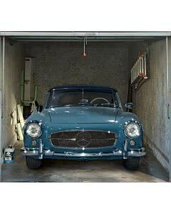 Garagentorplanen Mercedes`59