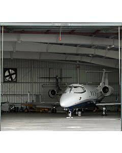 Garagentorplane Hangar