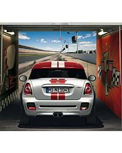 Garagentorplane Mini R58