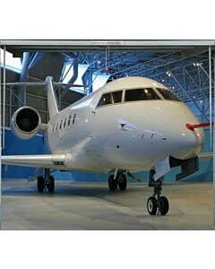 Garagentorplane Airplane