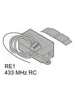 Hörmann Ecostar Empfänger RE 1, 433 MHz RC