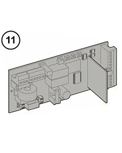 11 - Hörmann Steuerungsplatine 780 D für STA 180